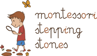 Montessori stepping Stones Logo